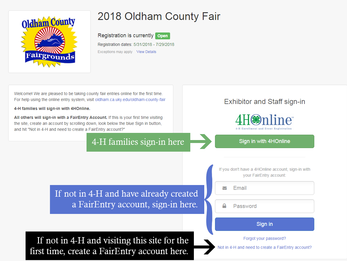oldham county fair