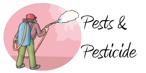 how to use pesticides
