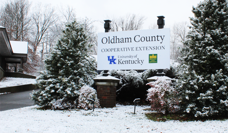 Oldham County Extension