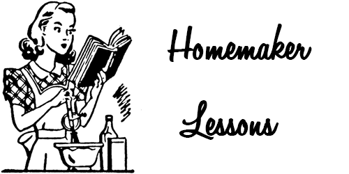 oc homemakers lessons